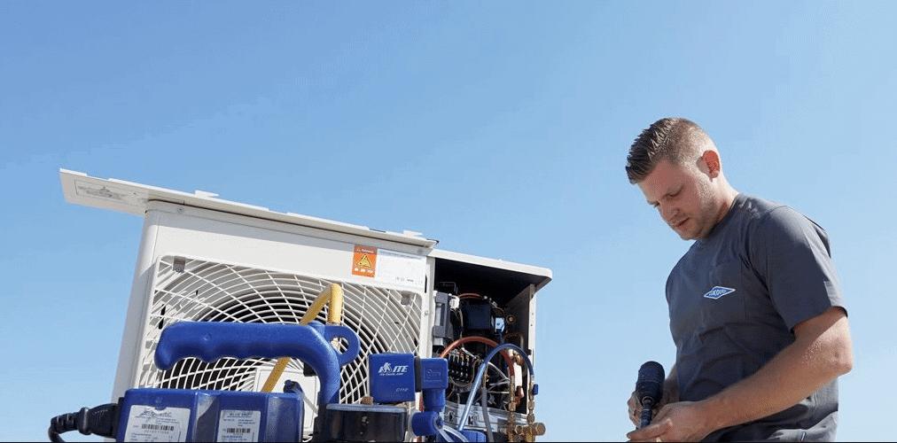 onderhoud compressor
